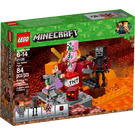 LEGO The Nether Fight Set 21139 Packaging