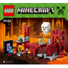 LEGO The Nether Fortress Set 21122 Instructions