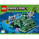 LEGO The Ocean Monument Set 21136 Instructions