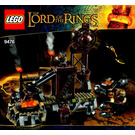LEGO The Orc Forge Set 9476 Instructions