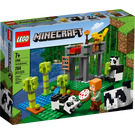 LEGO The Panda Kindergarten Set 21158 Packaging