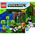 LEGO The Panda Nursery Set 21158 Instructions