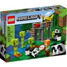 LEGO The Panda Nursery Set 21158 Packaging