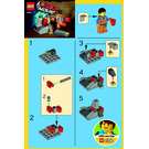 LEGO The Piece of Resistance  Set 30280 Instructions
