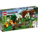 LEGO The Pillager Outpost Set 21159 Packaging