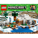 LEGO The Polar Igloo Set 21142 Instructions