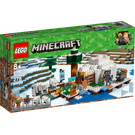 LEGO The Polar Igloo Set 21142 Packaging