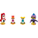 LEGO The Powerpuff Girls Team Pack Set 71346