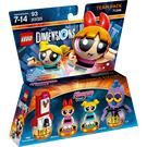 LEGO The Powerpuff Girls Team Pack Set 71346 Packaging