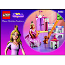 LEGO The Princess and the Pea Set 5963 Instructions