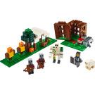 LEGO The Raider Outpost Set 21159