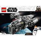 LEGO The Razor Crest Set 75292 Instructions