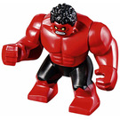 LEGO The Red Hulk Minifigure