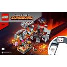LEGO The Redstone Battle Set 21163 Instructions
