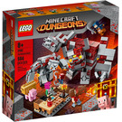 LEGO The Redstone Battle Set 21163 Packaging