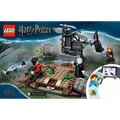 LEGO The Rise of Voldemort Set 75965 Instructions
