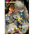 LEGO The Rock Raiders HQ Set 4990 Instructions