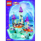 LEGO The Royal Crystal Palace Set 5850 Instructions