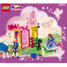 LEGO The Royal Stable Set 5807 Instructions