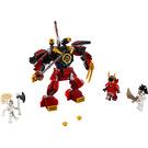 LEGO The Samurai Mech Set 70665
