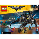 LEGO  The Scuttler Set 70908 Instructions