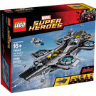 LEGO The SHIELD Helicarrier Set 76042 Packaging