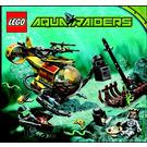 LEGO The Shipwreck Set 7776 Instructions