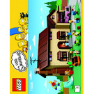 LEGO The Simpsons House Set 71006 Instructions