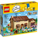 LEGO The Simpsons House Set 71006 Packaging