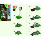 LEGO The Skeleton Defence Set 30394 Instructions