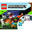 LEGO The Taiga Adventure Set 21162 Instructions