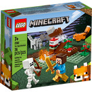 LEGO The Taiga Adventure Set 21162 Packaging