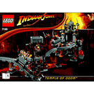 LEGO The Temple of Doom Set 7199 Instructions