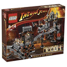 LEGO The Temple of Doom Set 7199 Packaging