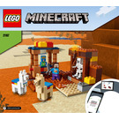 LEGO The Trading Post Set 21167 Instructions