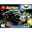 LEGO The Tumbler: Joker's Ice Cream Surprise Set 7888 Instructions