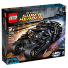 LEGO The Tumbler Set 76023 Packaging