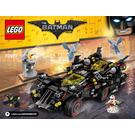 LEGO The Ultimate Batmobile Set 70917 Instructions