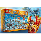LEGO The ultimate battle for CHIMA Set BIGBOX