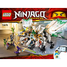 LEGO The Ultra Dragon Set 70679 Instructions