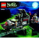 LEGO The Vampyre Hearse Set 9464 Instructions