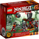 LEGO The Vermillion Attack Set 70621 Packaging