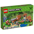 LEGO The Village Set 21128 Packaging