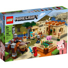 LEGO The Villager Raid Set 21160 Packaging