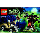 LEGO The Werewolf Set 9463 Instructions