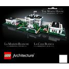 LEGO The White House Set 21054 Instructions