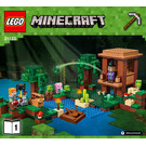 LEGO The Witch Hut Set 21133 Instructions