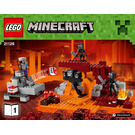 LEGO The Wither Set 21126 Instructions