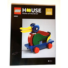LEGO The Wooden Duck Set 40501 Instructions