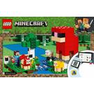 LEGO The Wool Farm Set 21153 Instructions